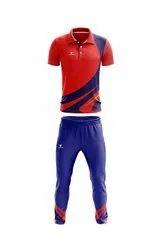 Colour Cricket Team Uniforms