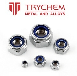 TMA Stainless Steel Nylock Nut