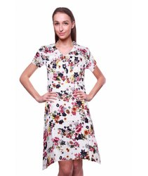 Ladies Floral Print Tunic
