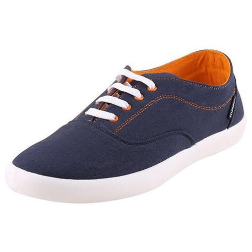 Canvas Mens Casual Shoe, Size: 6-12, Rs