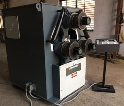 Semi-Automatic Profile Bending Machine