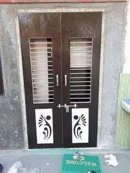 Home Iron Door