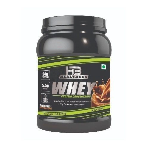 Healthbox Concentrate Whey Protein