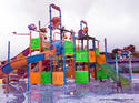 Ankam 4 Platform Water Play System