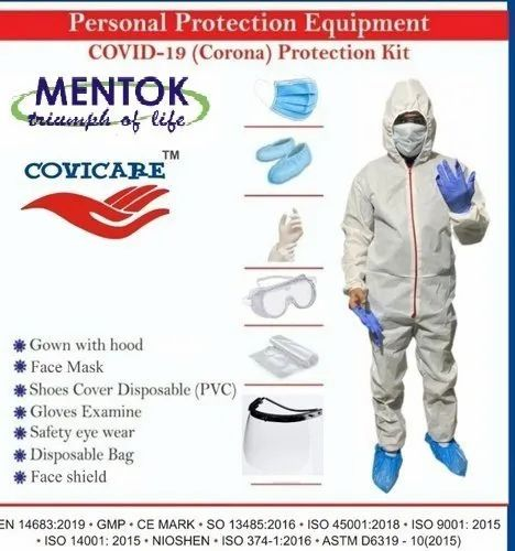 PPE Kit for Personal Protection