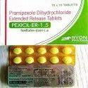 Pramipexole Dihydrochloride Tablets  -0.125/0.25/0.5 / Pramipexole Dihydrochloride (ER) Tablets