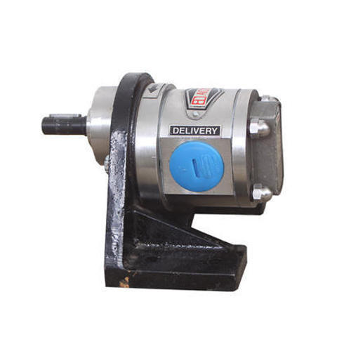SS 316 Rotary Gear Pump