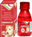 Ambroxol Hcl Guaiphenesin Phenylephrine Hcl & Chlorophenniramine Maleate Syrup