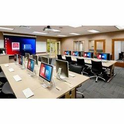 Modern Educational Interior Designing Services