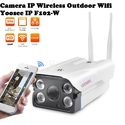Double Antenna Waterproof Wireless IP Cameras and Stand with Tf card