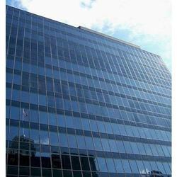 Semi Unitised Structural Glazing Service