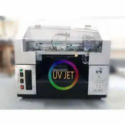 UV Jet LED Flatbed UV Printer