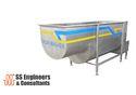 Drum Barrel Washer Machine