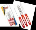 Knife and peeler set