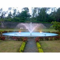 Architectural Fountain
