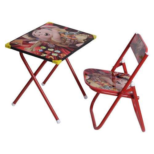 Decent Furniture Kids Study Table Chair Set, Rs 480 /set | ID ...
