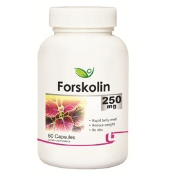 Forskolin Weight Loss Supplement Capsules