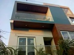 Modern HPL Wall Cladding