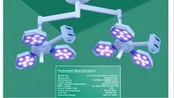 Hi Tech LED OT Light (Hexa 3   Hexa 3)