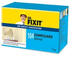 Dr Fixit Dampguard Waterproofing, for Construction