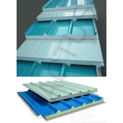 PUF Insulated Roofing Sheets
