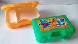 BHARAT Plastic Lunch Box Citizan, For School
