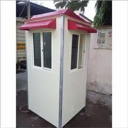 FRP Modular Portable Cabin