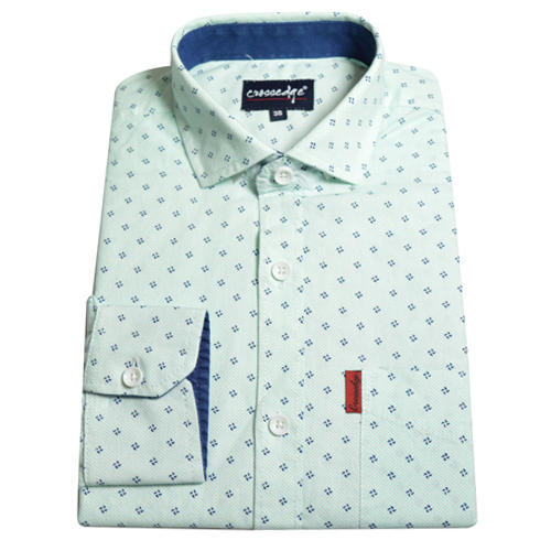 09017282 Cotton Gents Stylish Shirt, Full Sleeve, Rs 500 /piece, P. K. ...