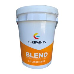 Soft Sheen Wall Exterior Acrylic Emulsion, Packaging Size: 20 L