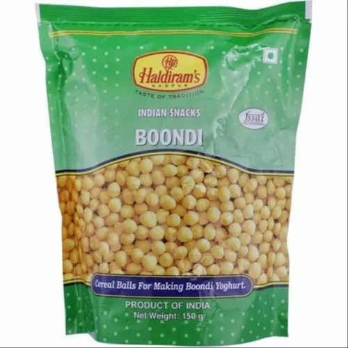 Haldiram Raita Boondi, Packaging Size: 150 G