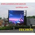 P10 Outdoor Led Video Wall Display Techon