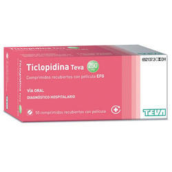 Ticlopidine Tablets