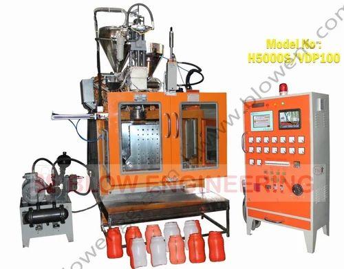 Double Triple Layer Plastic Blow Molding Machine