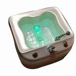 Superbe Portable Pedicure Foot Spa Tub