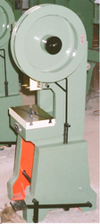 Semi-Automatic Eccentric Presses