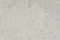 Polished Blanco Arabascato Engineered Quartz Slabs, for Countertops, Thickness: 20MM & 30MM