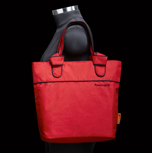 A0324nrd01ab Fastrack Red Women Bag