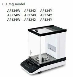 Shimadzu AP224W Unibloc Analytical Balance
