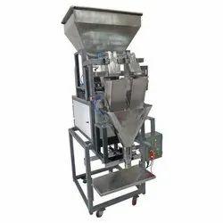 Poha Weighing Filling Machine
