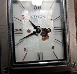 Steel Titan Watch