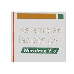 Naratrex Tablet 2.5 mg