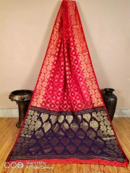Handloom Zari Weaving Sarees