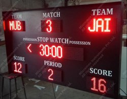 Sports LED Scoreboards