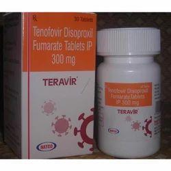 Teravir 300 mg Tablets