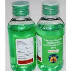 Menthol Cough Syrup