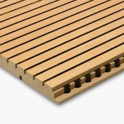 Standard Acoustical Wooden Slat, Steppe