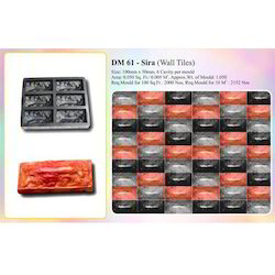 DM 61 Sira Wall Tile Moulds