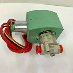 ASCO 8262H174 2-Way High Pressure Solenoid Valve 1/8