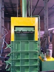 Hydraulic Baling Press Machine for Waste Paper 25 Ton