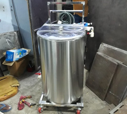 Portable Trolly For Hemodialysis